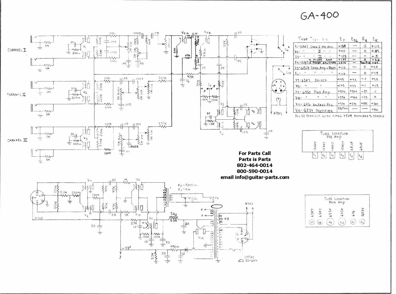 gibson garage amps  altec 200a wiring diagram 1999